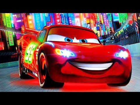 Cars 2 Race Lightning mcqueen Gameplay - Игра тачки 2