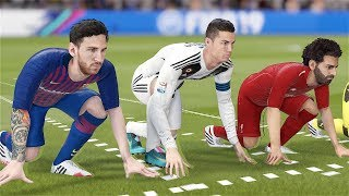 FIFA 19 PACE/SPEED TEST | WHO IS THE FASTEST PLAYER IN THE GAME??