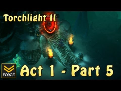 revisiting torchlight - FSG Presents: Torchlight 2 A preview of the upcoming Action RPG Torchlight 2. Force Strategy Gaming: http://www.ForceStrategyGaming.com http://www.youtube.co...