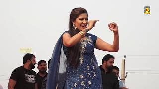 Sapna New Song In Delhi | It's A Very Nice Song Of Sapna | Tere Nazar Lag Jaagi | Trimurti