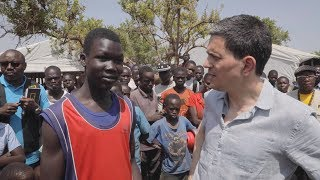 According to a recent survey by IRC and SocialSphere, Inc. very few Americans are aware of the near famine affecting 20 million people in Africa and the Middle East. But once they are informed, it immediately rises to a top global concern. In this video International Rescue Committee president David Miliband visits refugee camps in South Sudan and Uganda to hear the stories of people impacted by this crisis.The International Rescue Committee helps people whose lives and livelihoods are shattered by conflict and disaster to survive, recover and gain control of their future.LEARN MOREhttps://www.rescue.org/https://twitter.com/theirchttps://www.facebook.com/InternationalRescueCommitteehttps://www.instagram.com/theirc/