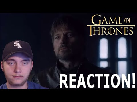 """Game of Thrones 8x2 Reaction """"A Knight of the Seven Kingdoms"""" (PART 1)"""