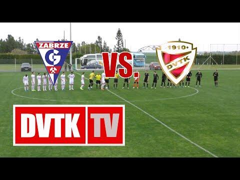 2020. január 18. | Górnik Zabrze - DVTK 1-2 (1-1)