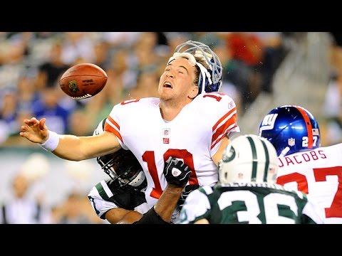 Eli Manning Fails