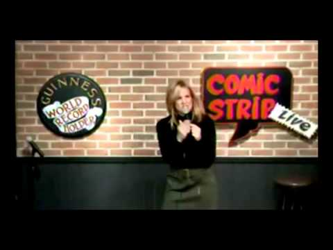 Bernadette Pauley Live at The Comic Strip! NYC