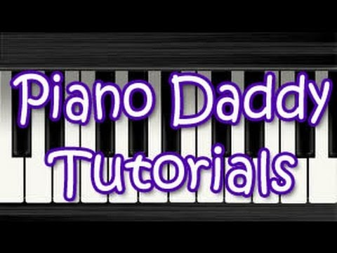 Roja Janeman (Roja) Piano Tutorial ~ Piano Daddy