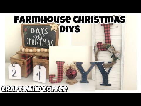 Dollar Tree Christmas   High End Christmas DIYs   Farmhouse Christmas DIYS   Friend Friday