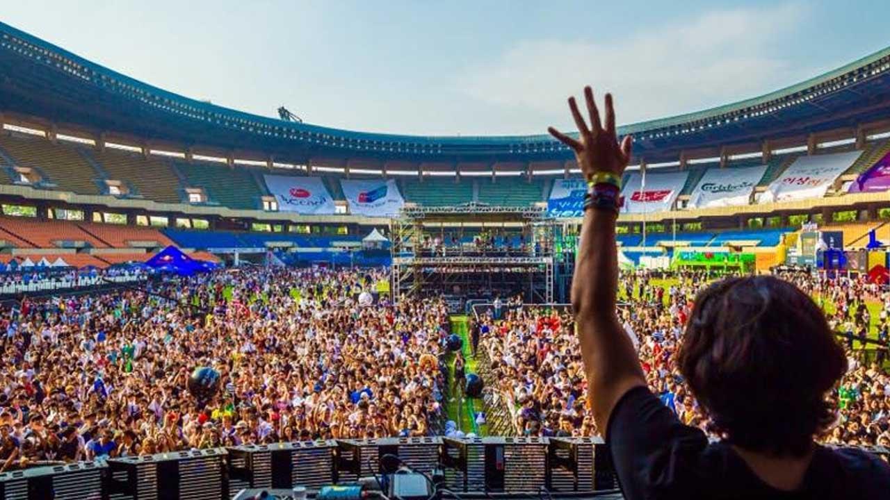 Kill The Buz - Live @ Ultra Music Festival Korea 2015