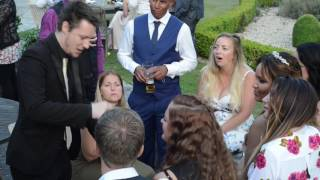 Things to think about before investing in a magician for your wedding