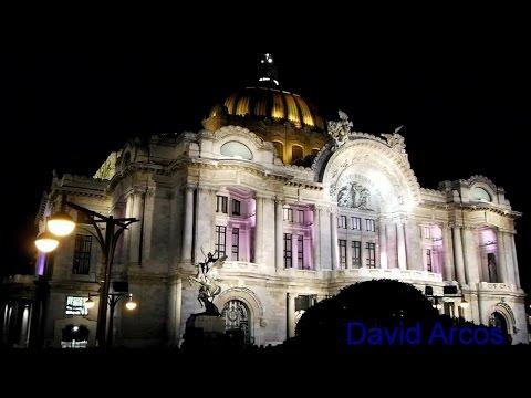 Palacio de Bellas Artes - Iluminación arquitectónica