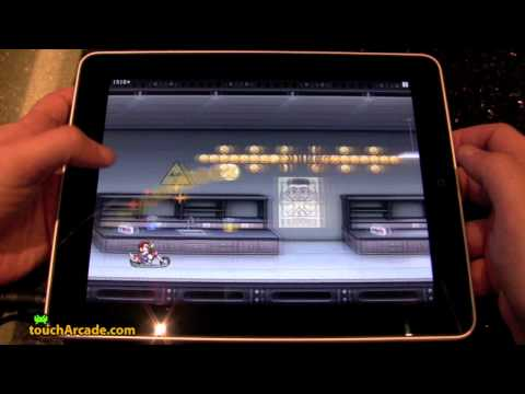 Jetpack Joyride Preview Gameplay