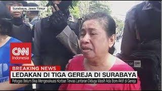 Video Beberapa Korban Tewas Masih di Dalam TKP Bom Bunuh Diri di Surabaya MP3, 3GP, MP4, WEBM, AVI, FLV September 2018