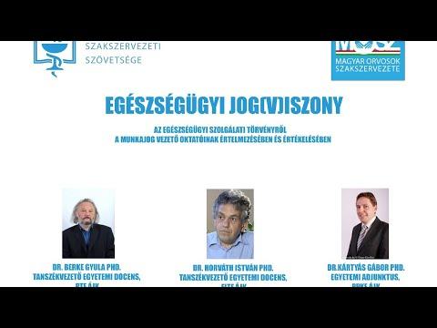 Egészségügyi Jogviszony Konferencia
