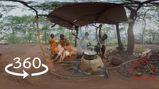 This documentary shares the story of Aline, a young Burundian woman who had to flee her country due to the severe political...