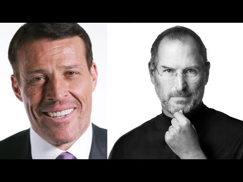 Top Quotes from Steve Jobs, Tony Robbins and Elon Musk