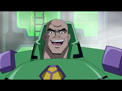 Lex Luthor: Superman! You're A Weakling!