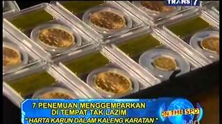 Video On The Spot  - 7 Penemuan Menggemparkan di Tempat Tak Lazim MP3, 3GP, MP4, WEBM, AVI, FLV Desember 2018