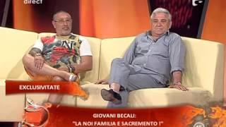 Giovani Becali si Serghei Mizil la Un Show Pacatos