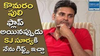 Pawan Kalyan Shocking Comments on sj surya