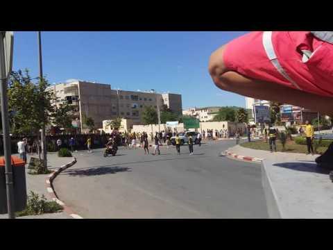 فيديو : مسيرة احتجاجية بفاس بسبب اوضاع الماص
