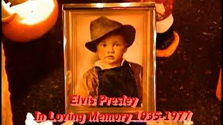 "In Loving Memory to Elvis Presley 1935-1977 ""From Graceland To The Promised Land"" by Merle Haggard. Written by Merle ..."