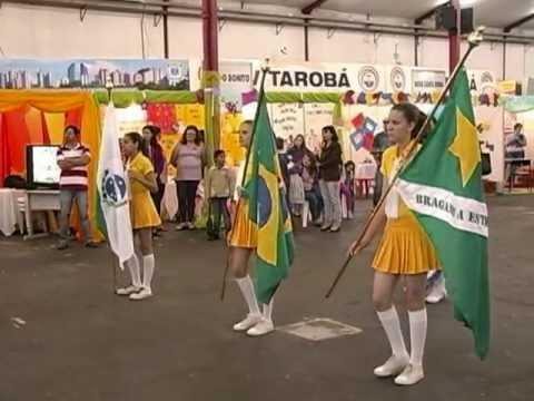 Fanfarra de Braganey - APRESENTAÇÃO EVENTO EM CASCAVEL  Video 02