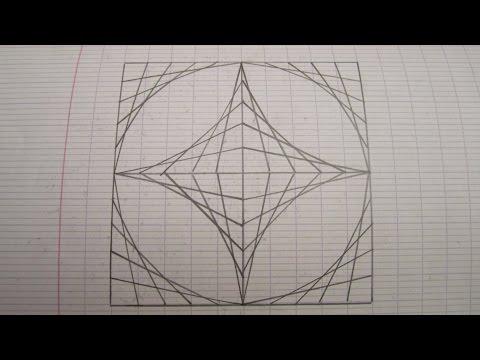 Dessiner une illusion d 39 optique for Architecte 3d hd facile tutoriel