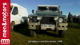 Stephen J Vokins visits a one make auto jumble - the Old Sodbury's Land Rover Sortout, to see what type of people come to these events and finds out what the advantages are to coming to a jumble sale with only one make of car.------------------Don't forget to SUBSCRIBE for more content!http://www.youtube.com/user/menandmotors?sub_confirmation=1© Men and Motors - One Media iP 2017