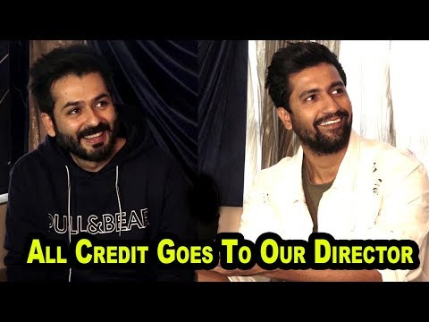 All Credit Goes To Our Director  - Vicky Kaushal | BollywoodHelpline |