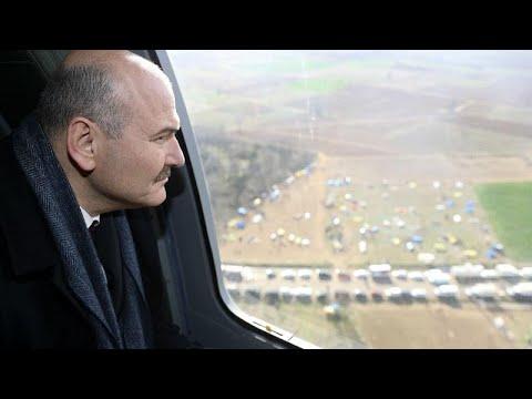 Τουρκία: Παραιτήθηκε αλλά παραμένει ο Σοϊλού παρά το χάος…