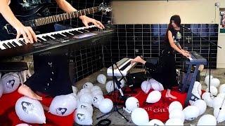 "Video Šimon Greško - Keyboard solo ""Darkworld"""