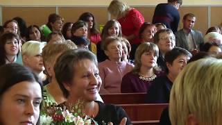 У Хмельницькому привітали педагогів району