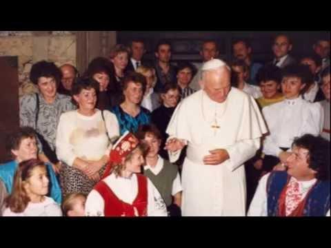 Kaszubi nagrali teledysk dla Jana Pawła II