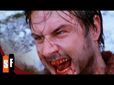 Guy Pearce Eats David Arquette - Ravenous (1999)