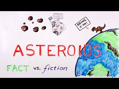 321 Science Presents: Asteroid Fact vs. Fiction