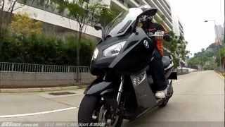 10. 2012 BMW C 600 Sport 本地試騎