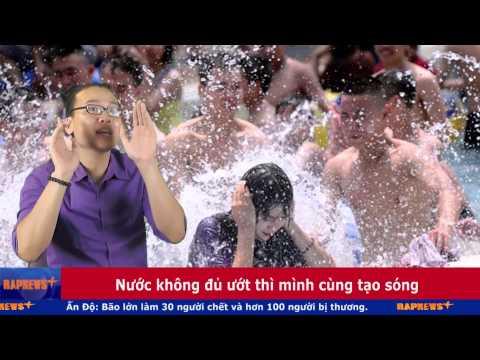Rap News chuyên đề 01: Công viên nước và chuyện bể bơi free