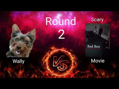 Wally VS Scary Movie Round 2 (Bad Ben The Mandela Effect)
