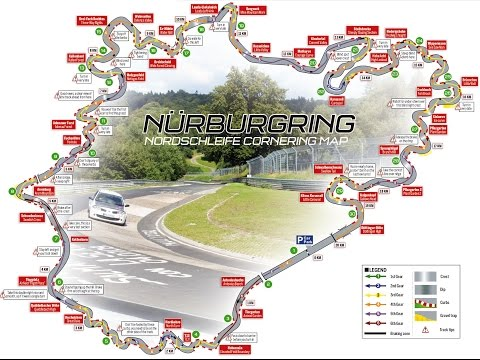 Nürburgring Race track in Nürburg  Germany Google Earth Map