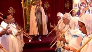 Ethiopian Orthodox 2005/2013 Debre Selam MedhaniAlem Official Opening Ceremony (Brandon, MB) #20
