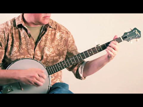 The Dirty Thirties Open Back Banjo