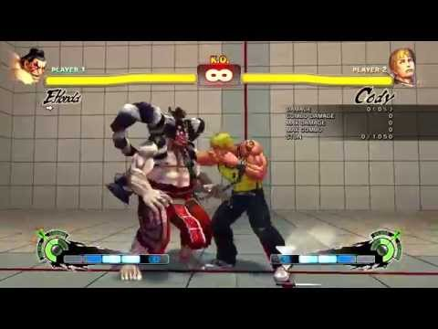 optionselects - This is just a simple video showing some of Cody's Option Selects after a Back Throw. These are kind of specific and do not apply to all characters.