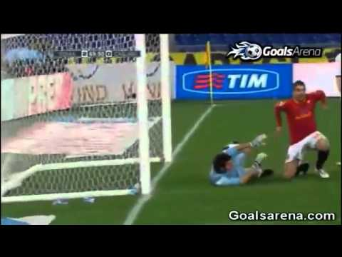 AS Roma vs Cagliari 3 0 - All Goals Highlights Serie A