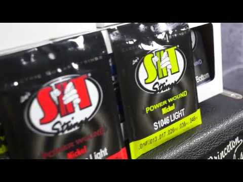 SIT Powerwound Electric Guitar Strings