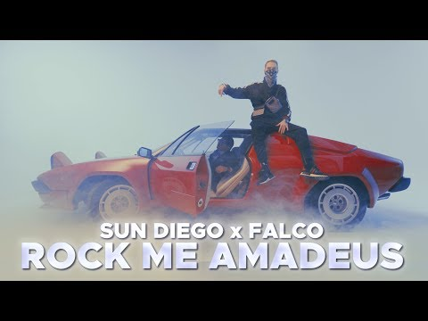 Sun Diego X Falco - Rock Me Amadeus Prod. By Digital Drama & Jan Van Der Toorn