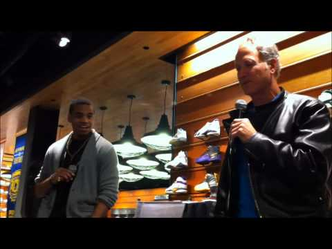 0 Tinker Hatfield Q&A Session @ Nike Santa Monica