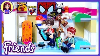 Lego Friends Custom Boys Room for Twins / Triplets Renovation Build DIY