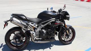 7. 2019 Triumph Speed Triple RS