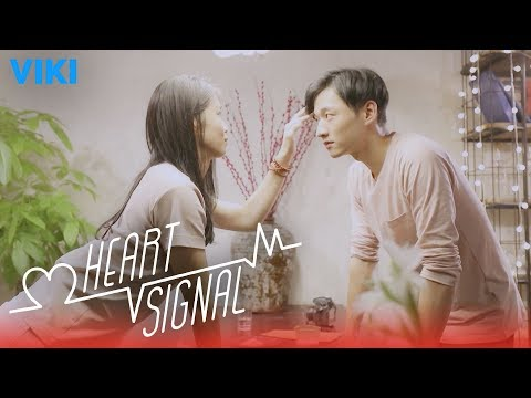 Heart Signal - EP4 | Sharing One Straw [Eng Sub]
