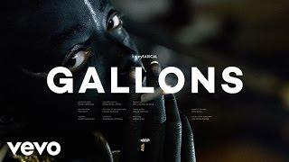 Download Lagu Kojey Radical - Gallons ft. PW Mp3